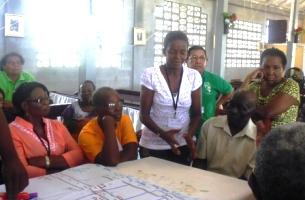 Awaken development programme Guyana